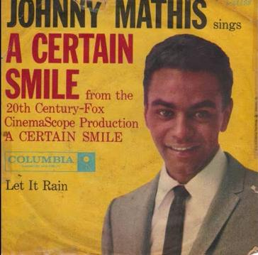 a certain smile johnny mathis