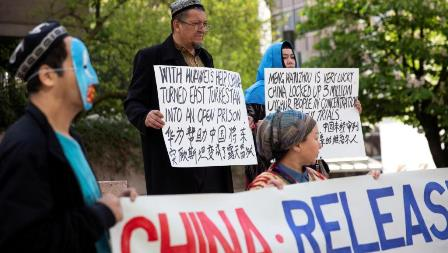 china xinjiang rights