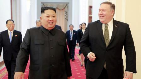 Kim nuclear pompeo
