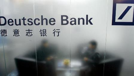 deutsche bank chine