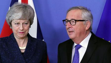 may juncker Bruxells