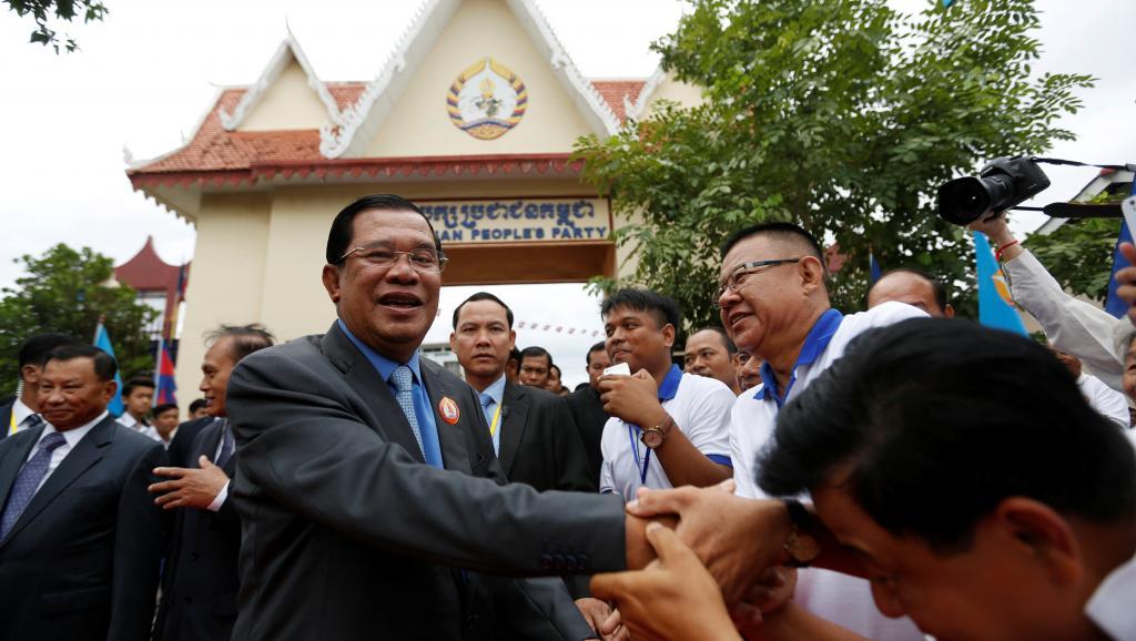 Hun Sen -TQ
